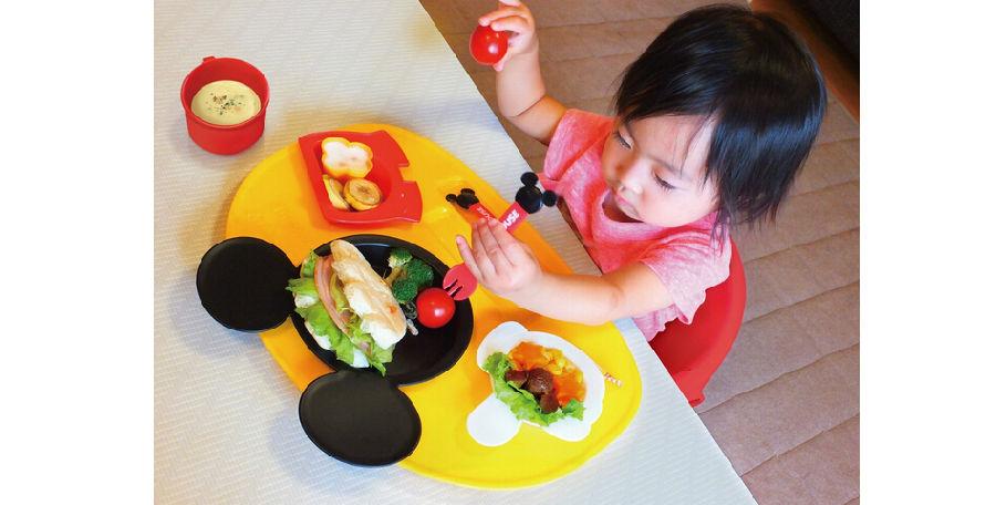 幼儿餐盘做小动物图